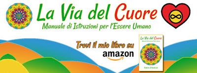 Libro La Via del Cuore, Manuale di Istruzioni per l'Essere Umano è a Scirarindi Festival del Benessere e Sostenibilità