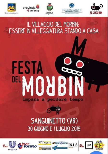 festa del morbin a Sanguinetto Verona