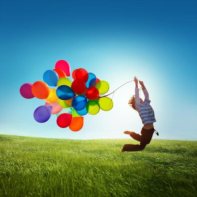 La libera espressione delle emozioni è alla base di una vita felice