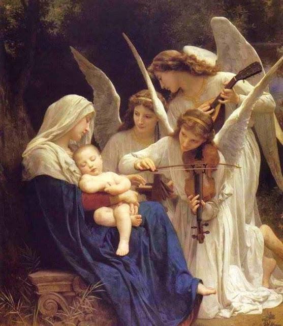 Il cuore è la porta a cui gli Angeli bussano quando ci vogliono parlare