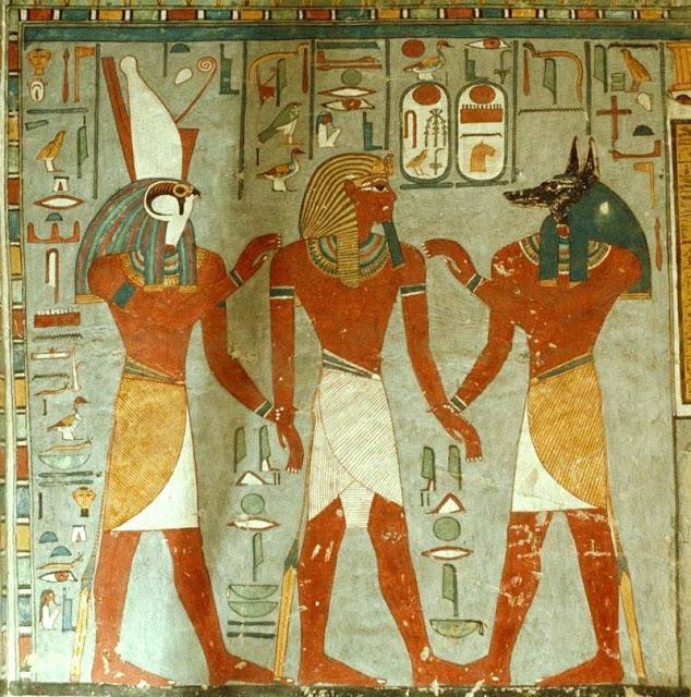 Horus e Anubis i Guardiani delle Dimensioni