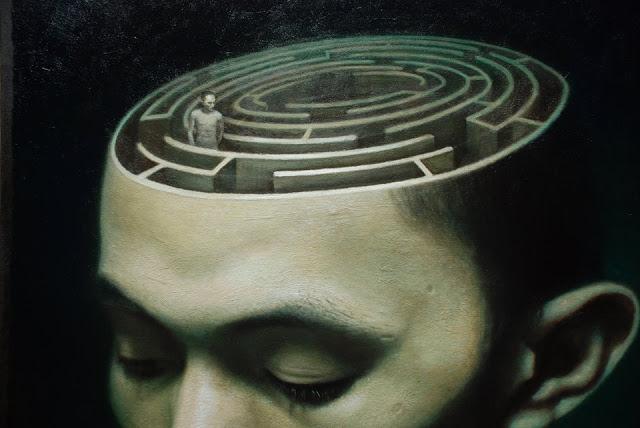 Smettendo di ascoltarti ti rifugi nella mente, e nella mente sei preda delle illusioni