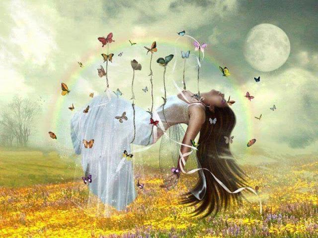La morte può farci visita in qualsiasi momento, sarà un abbraccio di pace