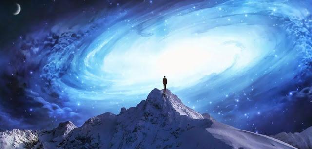 Conoscere se stessi è una salita in direzione del sole... Ad ogni passo vieni abbracciato da un nuovo raggio
