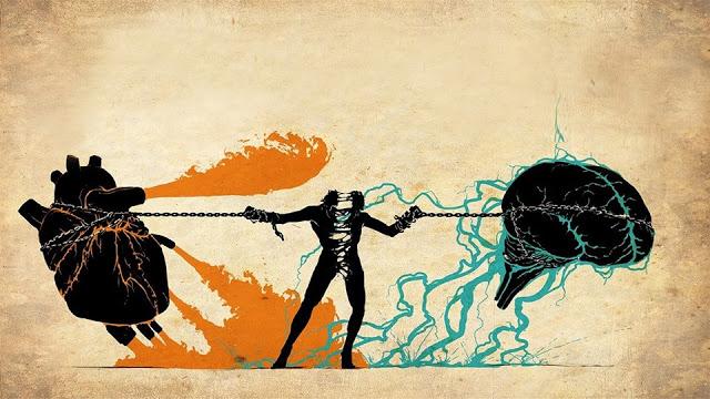 il conflitto interiore si ha quando non ci si ascolta