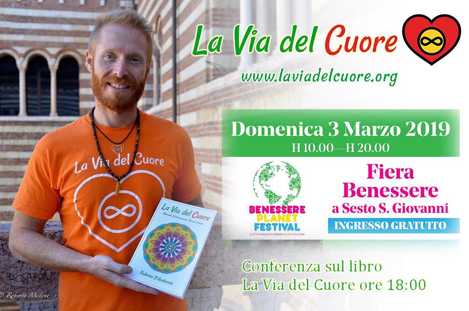 federico d'ambrosio la via del cuore benessere planet festival