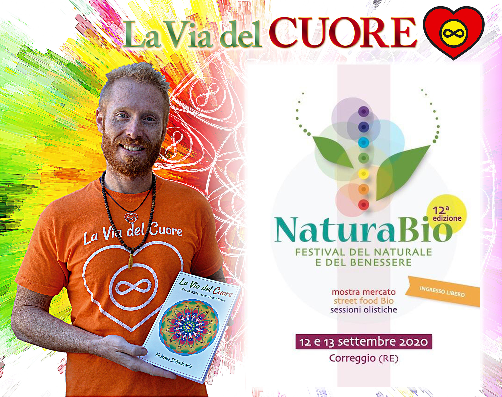 Natura Bio Festival del Naturale e del Benessere