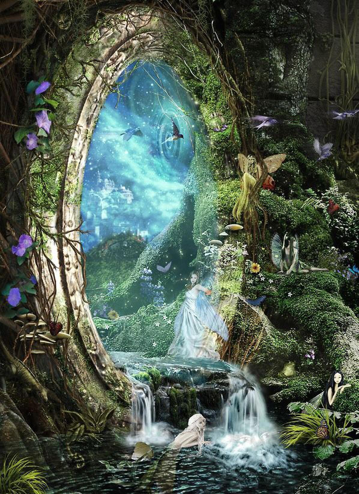 L'Amore è la Via, è il percorso, la partenza, la destinazione